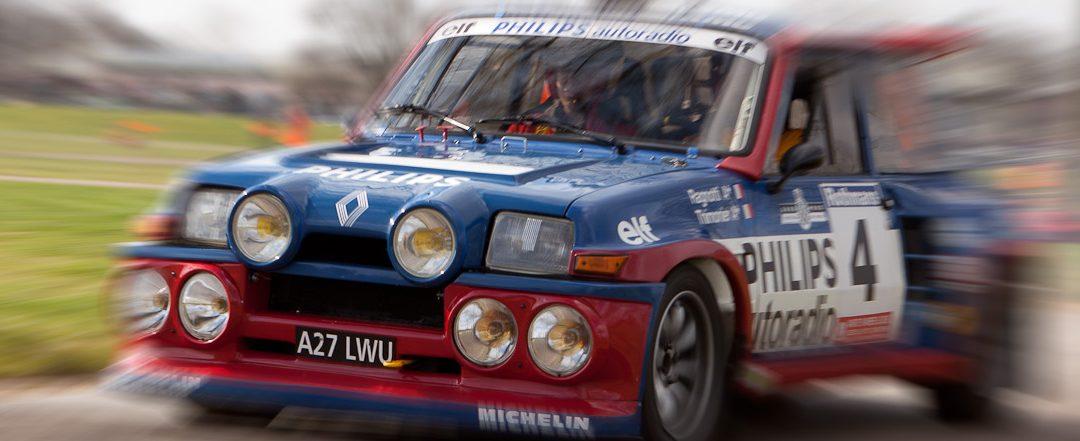 Race Retro 2012