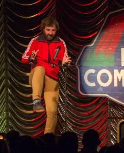 Bristol Comedy Garden - David O'Doherty